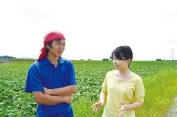 さつまいも農家さんと農プロデュース代表新谷